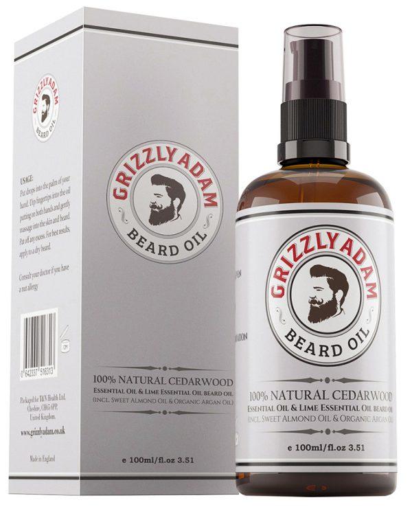 Grizzly Adam Beard Care Kit