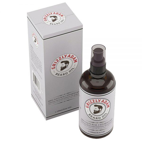Grizzly Adam Beard Oil