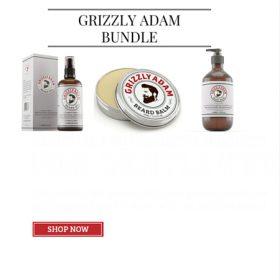 Grizzly Adam Beard Care Bundle
